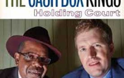 Cash Box Kings :: HOLDING COURT
