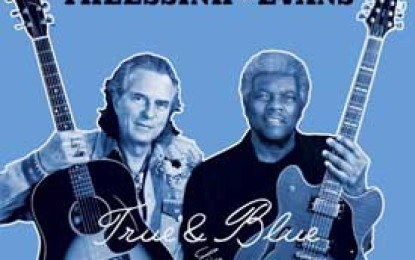 Hans Theessink & Terry Evans :: TRUE & BLUE (Live)