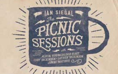 Ian Siegal :: THE PICNIC SESSIONS