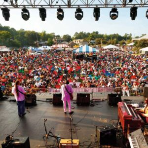 Jackson Rhythm and Blues Festival