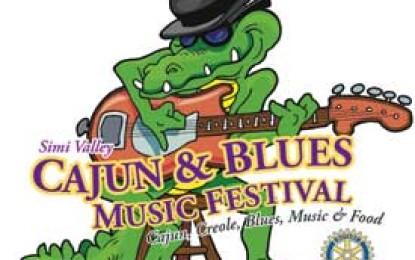 Simi Valley Cajun & Blues Music Festival One Week Away