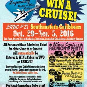 Legendary Rhythm & Blues Cruise