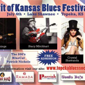 Spirit of Kansas Blues Festival