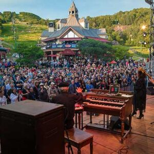Tremblant International Blues Festival