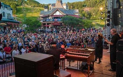 Tremblant International Blues Festival July 3-12