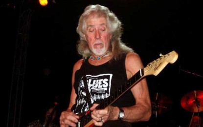 John Mayall: A Portrait of the living Blues