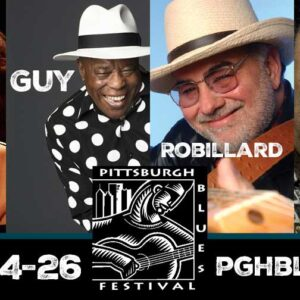 Pittsburgh Blues Festival