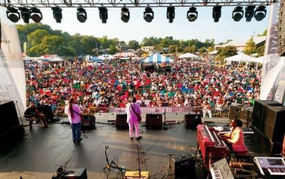 Jackson Rhythm and Blues Festival, August 14-15… It's Boomin!