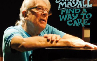 John Mayall :: FIND A WAY TO CARE
