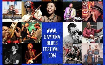 Daytona Blues Festival, October 9-11, cannot be missed!