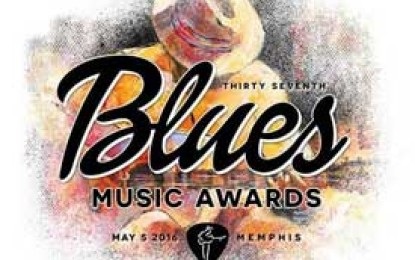 Last Chance to Vote for Blues Music Awards