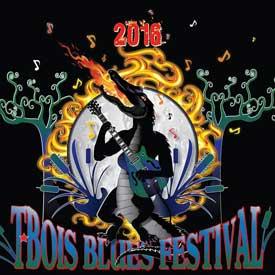 T Bois Blues Festival