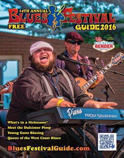 Blues Festival Guide