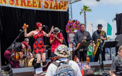 This weekend is the Gator by the Bay Festival in San Diego, CA