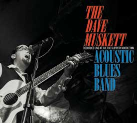 The Dave Muskett Acoustic Blues Band