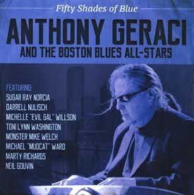 Anthony Geraci and the Boston Blues All Stars
