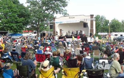 8th Annual Blues On the Chippewa Festival, Aug 5-7, 2016