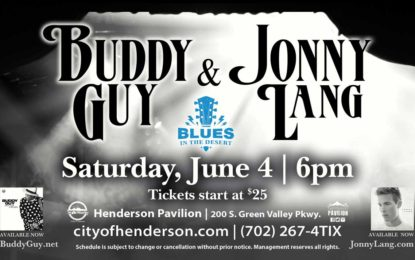 Blues in the Desert Saturday June 4th
