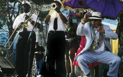 Festival has delivered a bit of the Bayou and Blues to Long Beach for 30 years