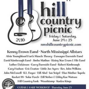 North Mississippi Hill Country Blues Picnic
