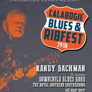 Calabogie Blues & Ribfest