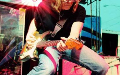 Learn to Play Blues Fast with Kelly Richey!
