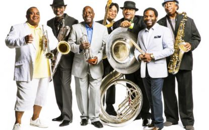 Saturday, July 30 The Dirty Dozen Brass Band at Uptown Theatre Napa
