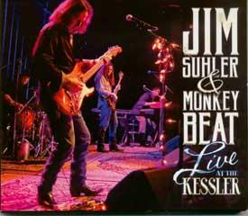 Jim Suhler & Monkey Beat