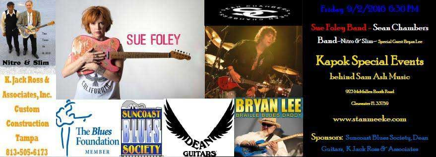 September Blues Music Experience