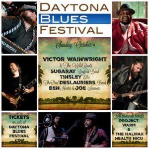 Daytona Blues Festival