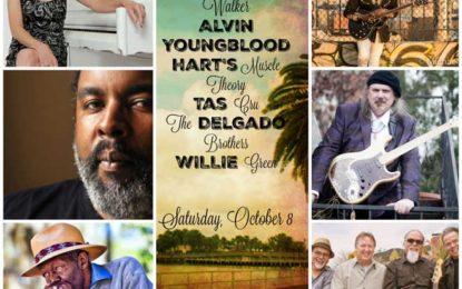 Marcia Ball headlines Saturday, October 8, at the Daytona Blues Festival
