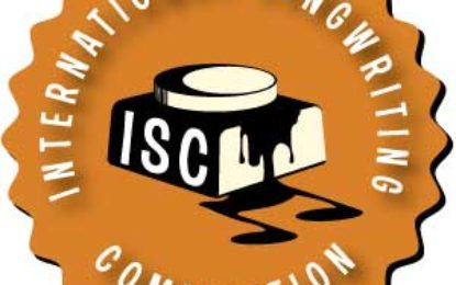 International Songwriting Competition (ISC) Extended Deadline November 4, 2016