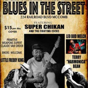 Blues In The Street