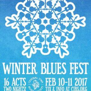CIBS Winter Blues Festival