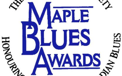 Quebec Blues Artists Sweep Canada's Maple Blues Awards