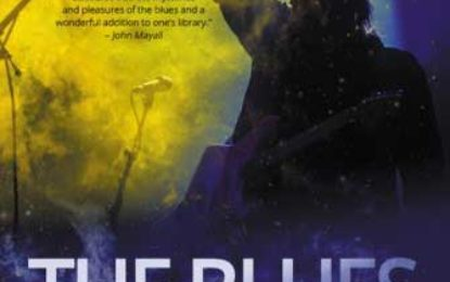 Author Marie Trout's New Book, The Blues – Why it Still Hurts So Good explores the healing power of music