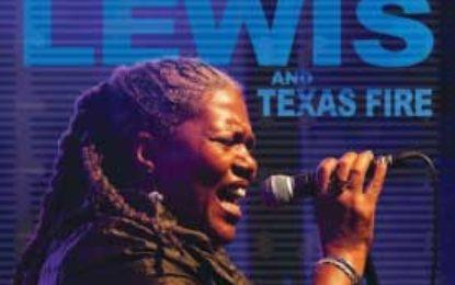Sharon Lewis and Texas Fire :: GROWN ASS WOMAN