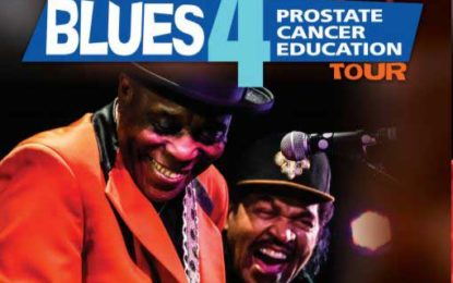 Two Blues Legends Coming Together for One Great Cause… Bobby Rush and Buddy Guy