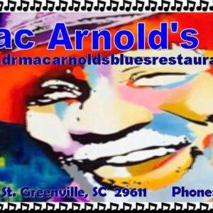 Dr. Mac Arnold's Blues