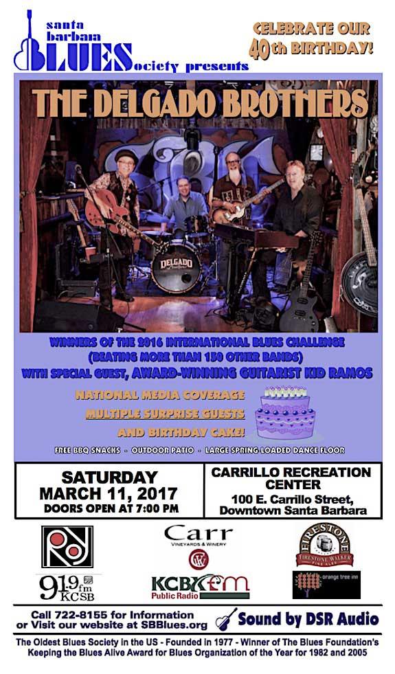 Santa Barbara Blues Society