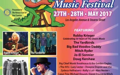 Simi Cajun Festival 2020 Blues Festival Guide Magazine and Online Directory of Blues