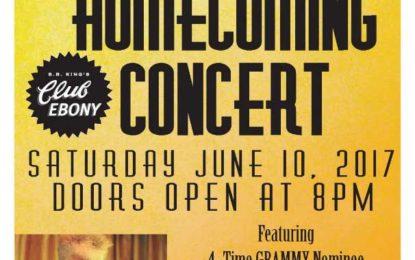 B.B. King Homecoming Concert and Bridge Building Ambassadors
