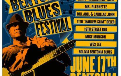 45th Anniversary of the Bentonia Blues Festival June 17