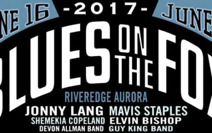 The Blues are back at RiverEdge Park June 16-17