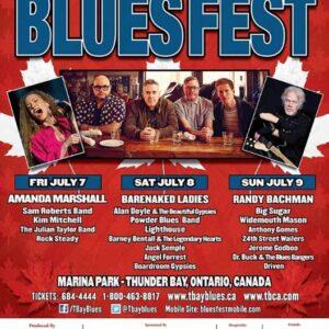 Thunder Bay Blues Fest