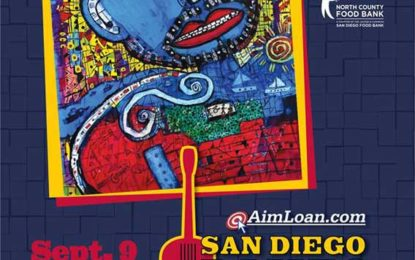 Tickets on sale for San Diego Blues Festival, Sept. 9