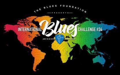 2018 International Blues Challenge (IBC) Announces Schedule