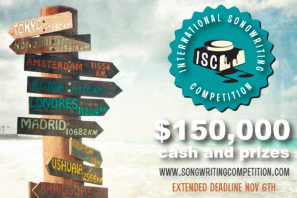 The International Songwriting Competition