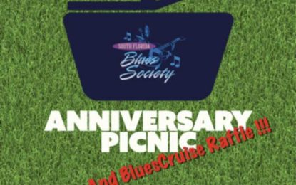 Legendary Rhythm & Blues Cruise Raffle tickets available at SFBS