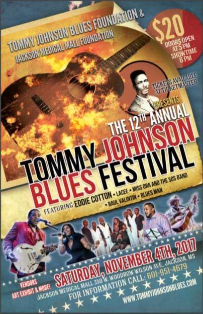 Tommy Johnson Blues Festival